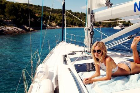 Frequently asked questions and answers about a holiday on a yacht.