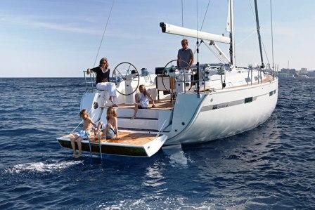 Preparing for a sailing