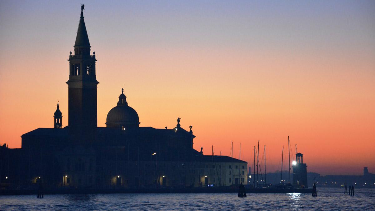 В Венецию на яхте
