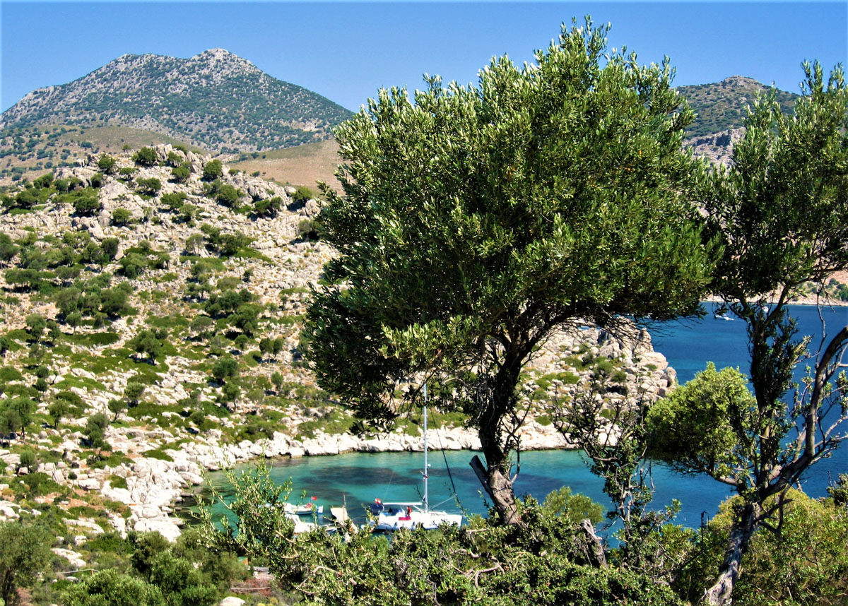 Яхтинг в Турции