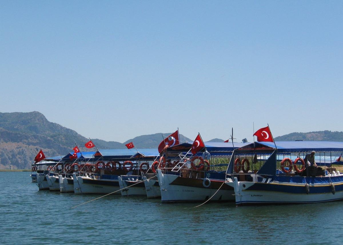 Турция, Дальян
