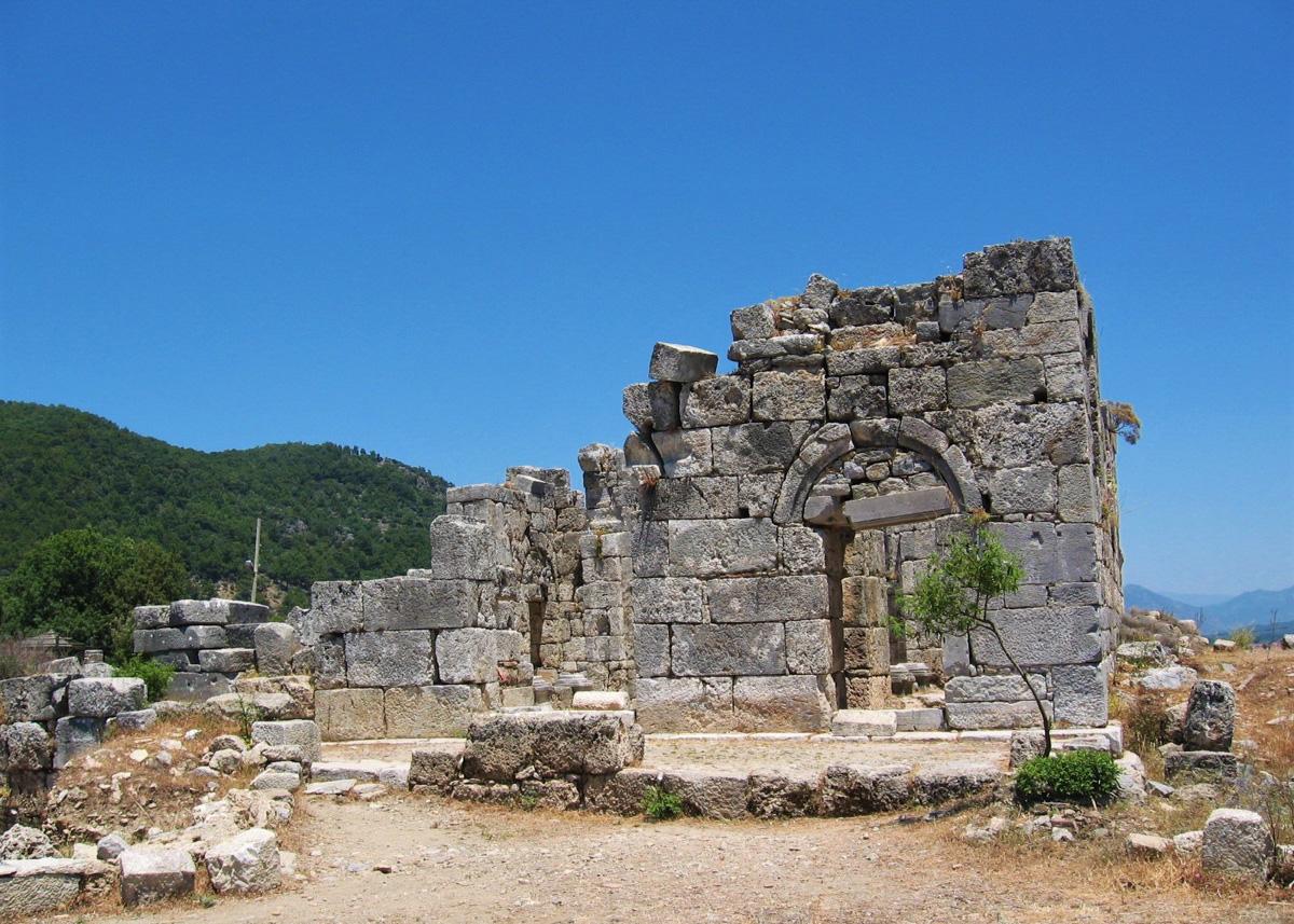 Турция, Древний Каунос