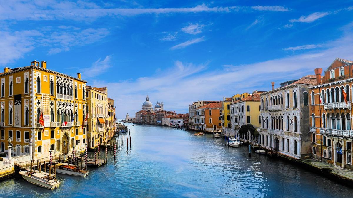 """Route """"Venetian sail"""""""
