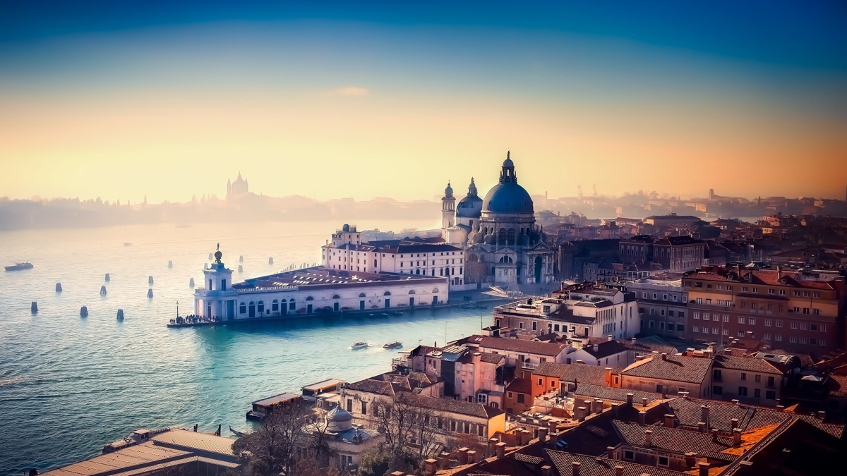 Венеция на яхте