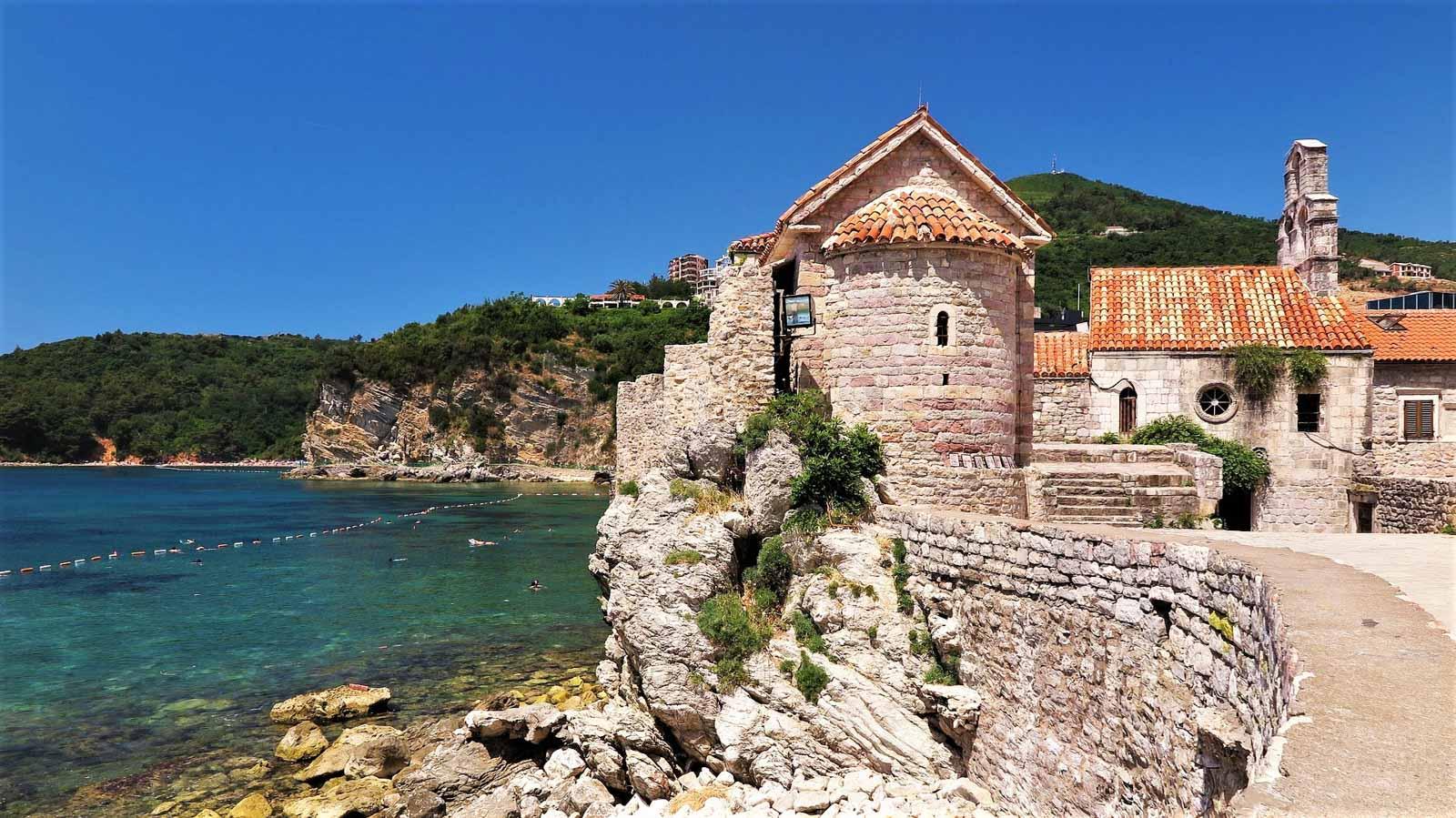 Средиземноморский город